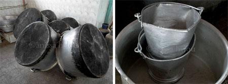 pots & pails