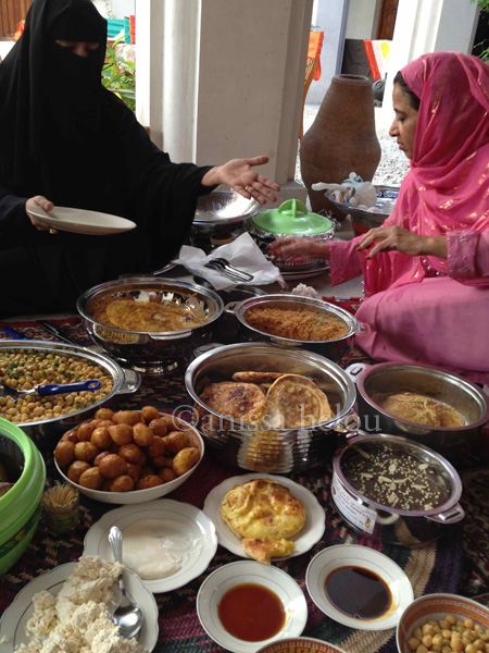sharjah-breakfast feast  copy