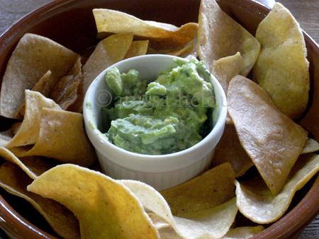 cosecha-guacamole & corn chips copy
