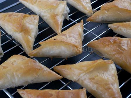 sweetbread boreks copy