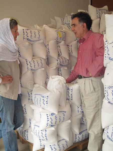 iran-rice shop