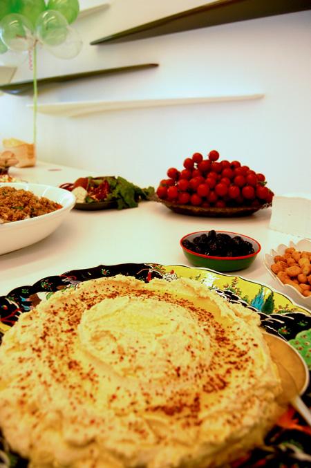 birthday picnic-food & zaha's work 2