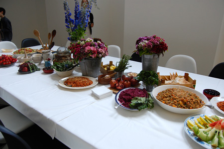 birthday picnic-table