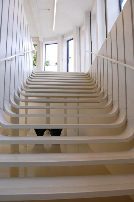 birthday picnic-zaha's stairs