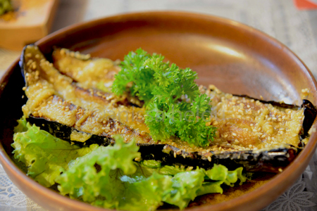 liberdade-grilled aubergines copy