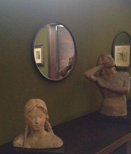 villa necchi-sculptures copy