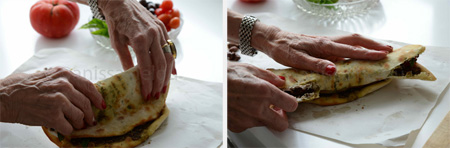 balluneh-emile's bakery-folding manqusheh 2