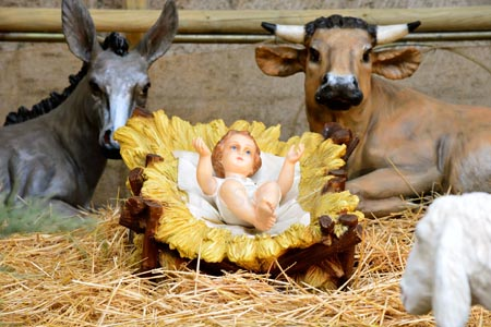 perugia-xmas crib outside duomo copy