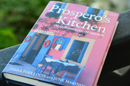 prospero's kitchen copy