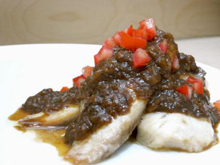 tamarind fish-final dish copy