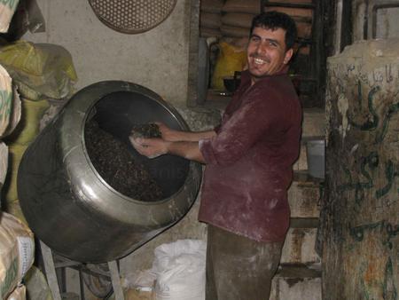 damascus-nut roaster copy