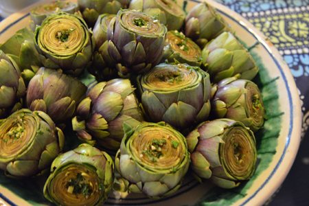 alcamo-artichokes ready 4 fire 2 copy