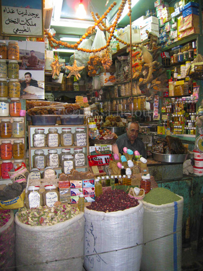 damascus-spice stall 2 copy