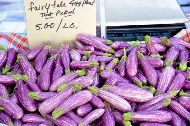 union sq farmers market - aubergines 4 copy