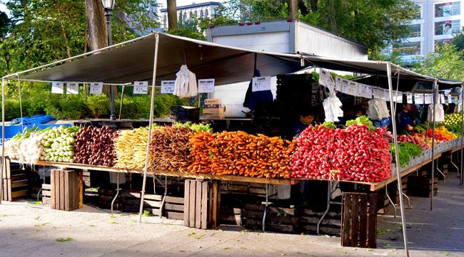 union sq farmers market - carrots 2 copy