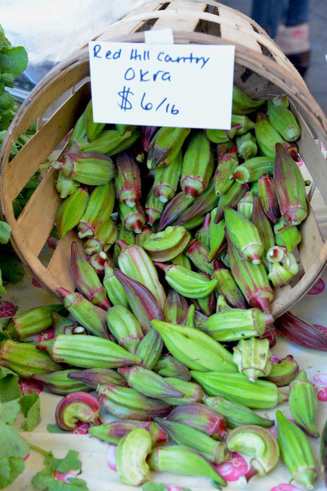 union sq farmers market - okra 2 copy