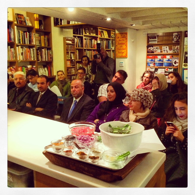 books for cooks-cultural attache & his wife in audience copy