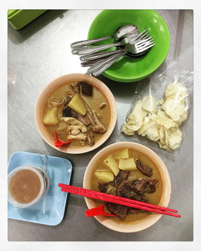breakfast-medan-indonesia