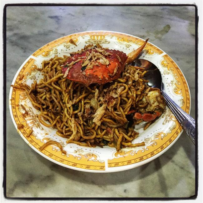 crab noodles-banda aceh copy