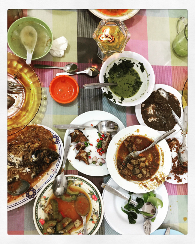 the end of our batak lunch-medan-indonesia copy